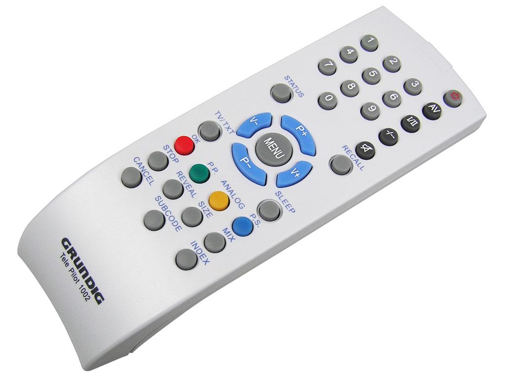 TP1002 Dálkový ovladač GRUNDIG originální 720117142300 720117142300