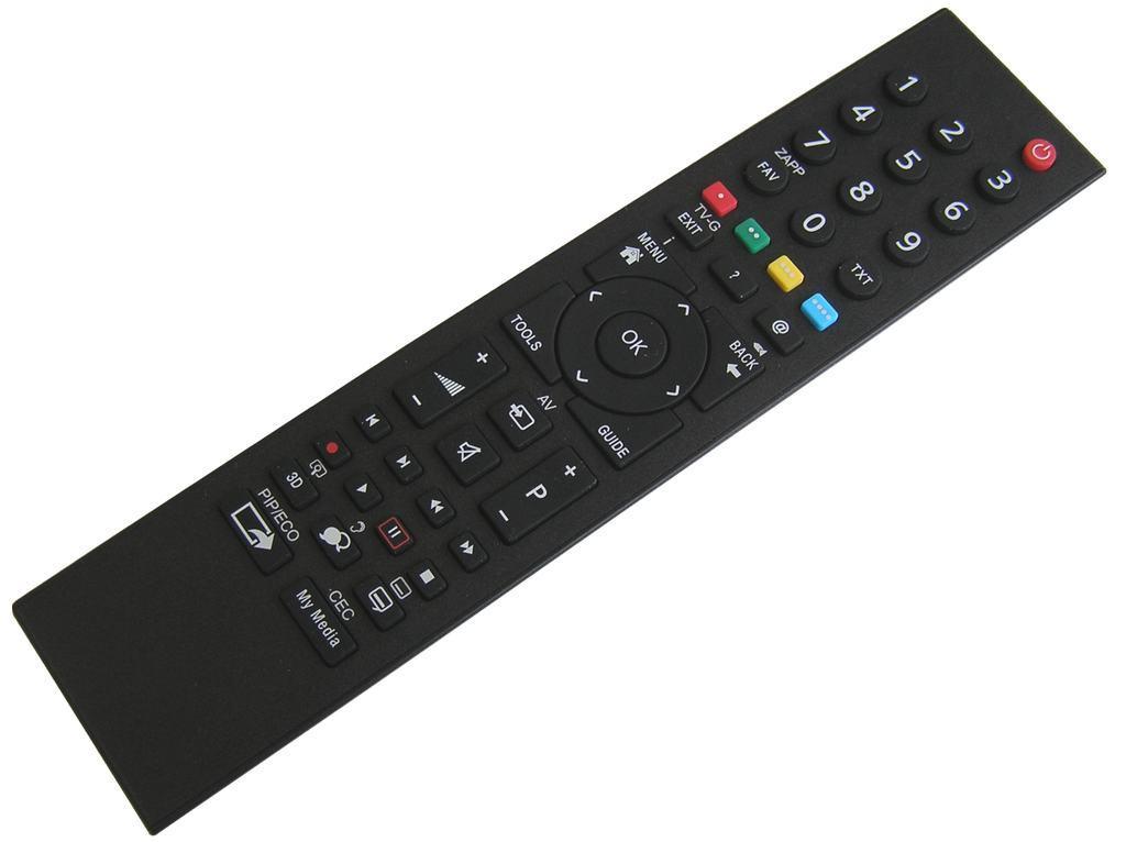 TP7 Dálkový ovladač Grundig originální 759551858000 / MHS187R / RC3214809/01