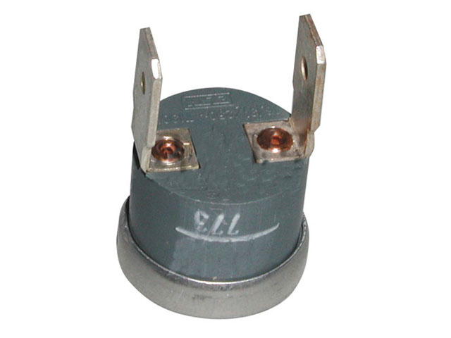Tepelná pojistka vratná 60°C 10A / 250V