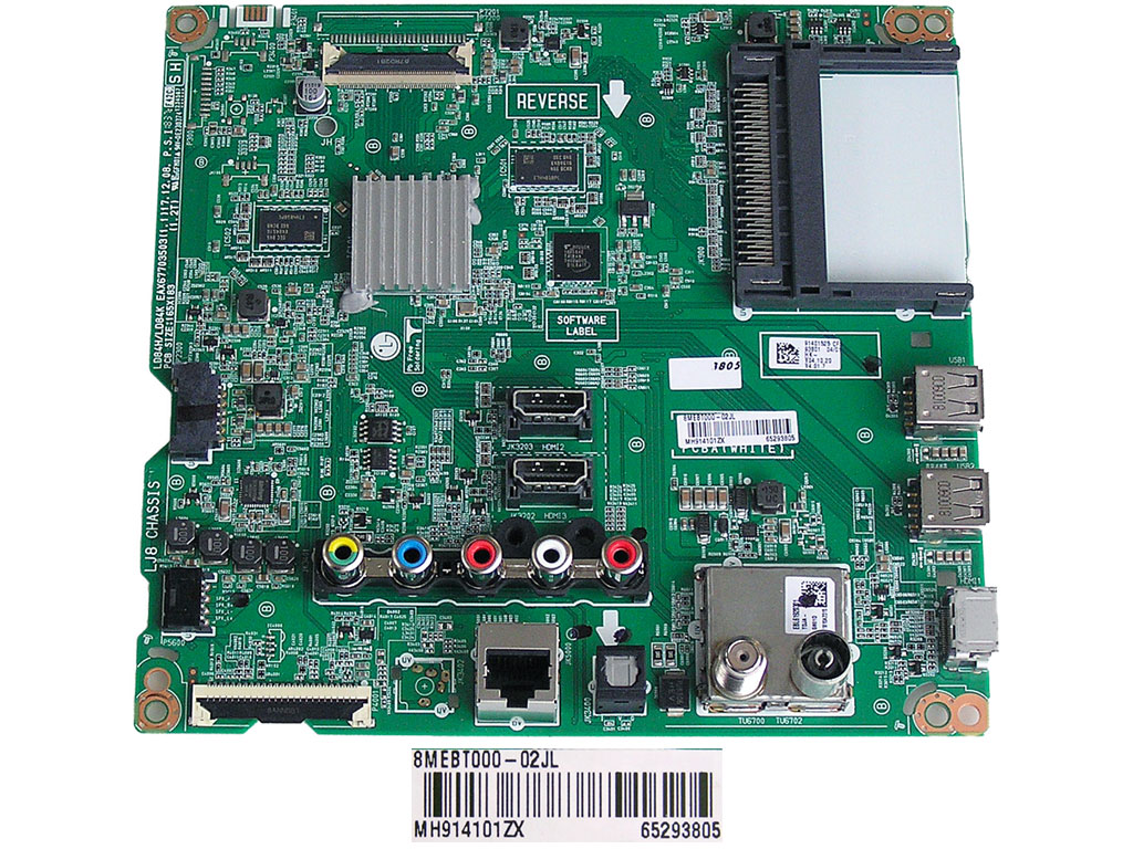 Tuner TV ENGF7602GF - PANASONIC -