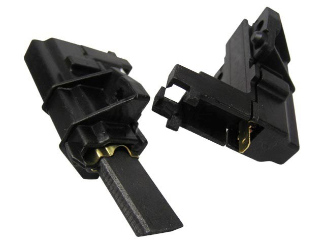 Uhlík / uhlíky do motoru 5x12.5x31mm s držákem - pár
