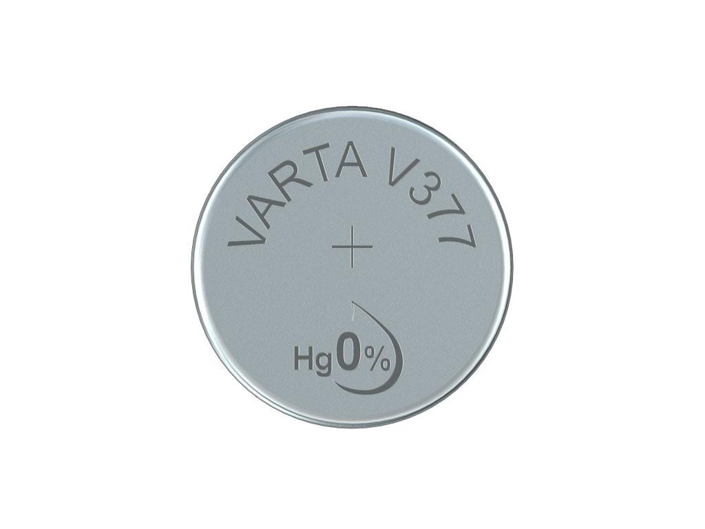 V377 / SR626 / SR66 Baterie Varta V377