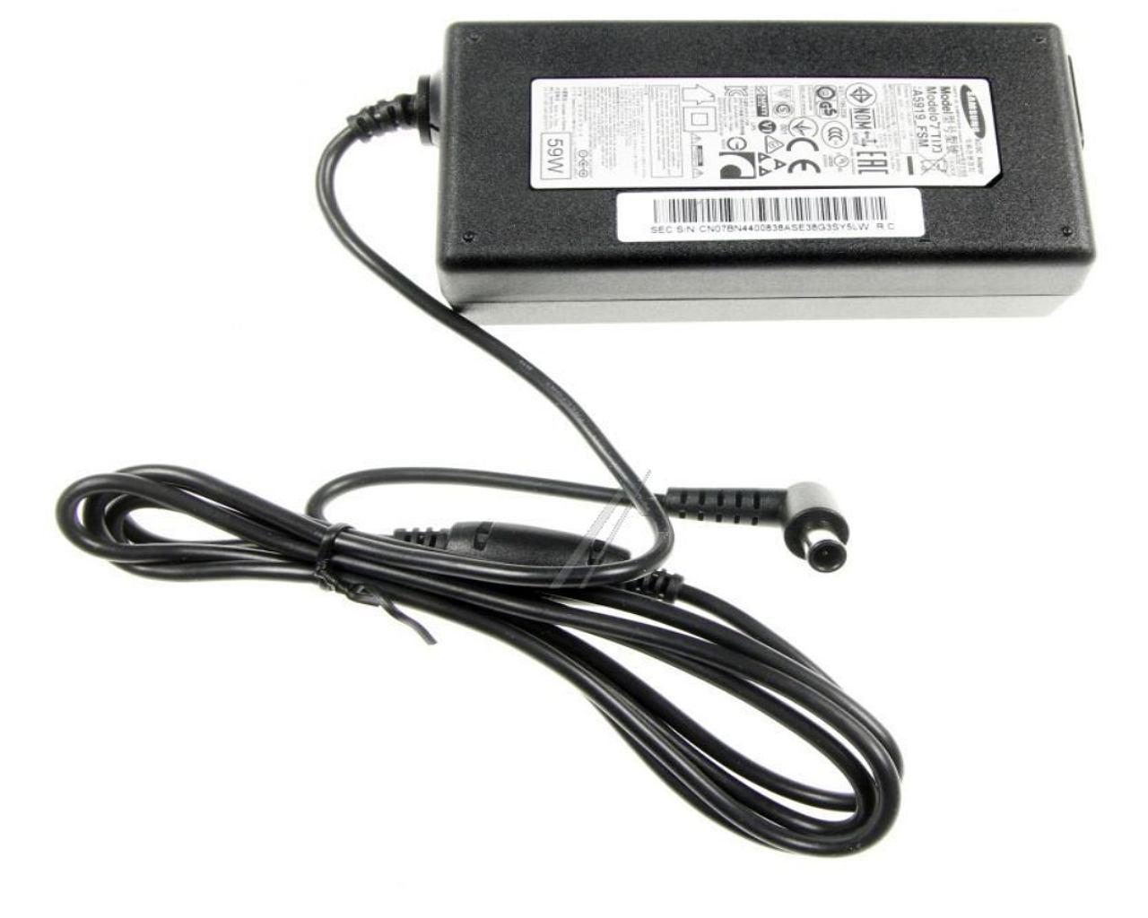 anténní napaječ 12V / 300mA s výhybkou konektor IEC / na kabel