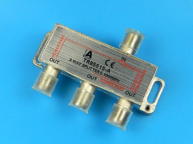 anténní rozbočovač TV s 3 výstupy EDC 03-2425