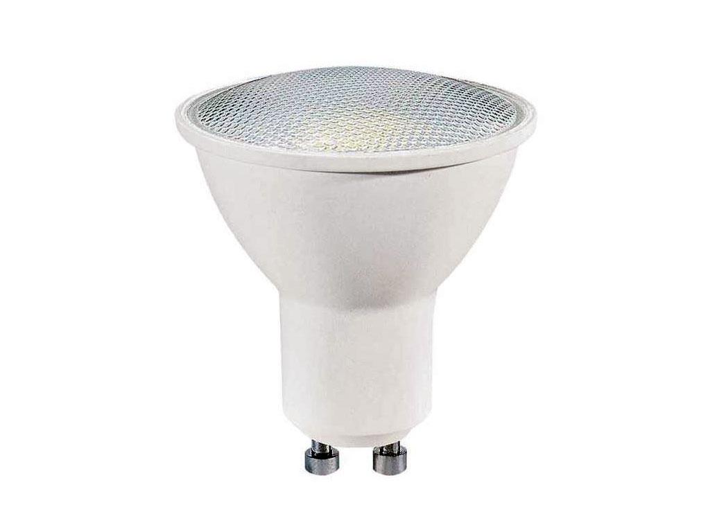 žárovka LED GU10 - žlutá